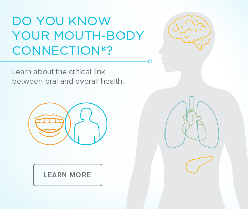 Rocklin Modern Dentistry - Mouth-Body Connection